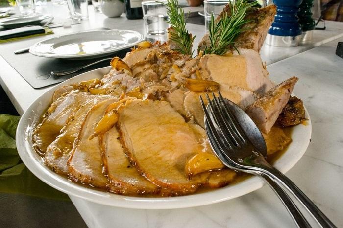 Một món ăn từ thịt lợn ở Florence - Ẩm thực Florence