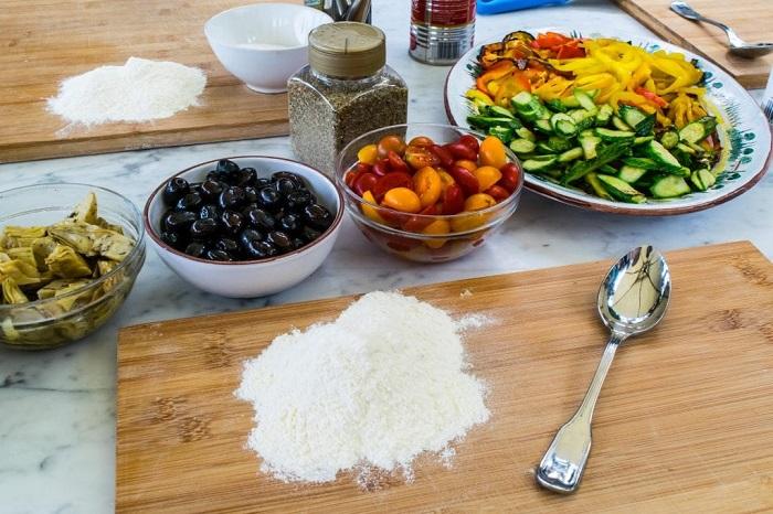 Lớp học nấu ăn ẩm thực vùng Tuscany - Ẩm thực Florence