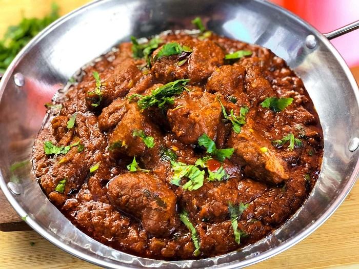Cà ri phaal  - Món ăn cay nhất thế giới