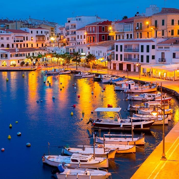 Thủ đô Mahón - Du lịch đảo Menorca