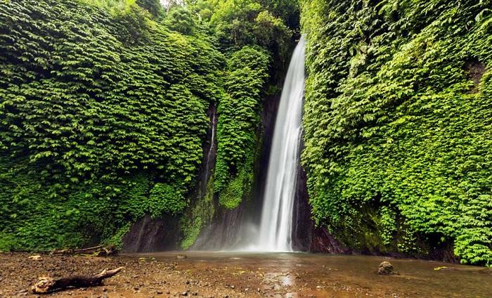Thác Munduk - Địa điểm tham quan Munduk Bali