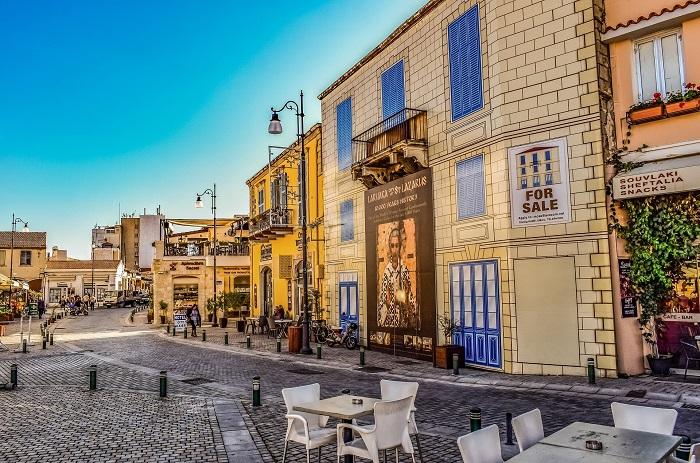 Thủ đô Nicosia - Du lịch đảo Síp