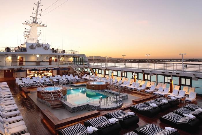 Du thuyền Oceania - Du thuyền Địa Trung Hải