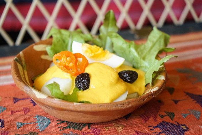 Papa a la Huancaina - Món ăn cay nhất thế giới