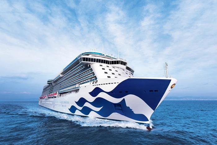 Du thuyền Princess - Du thuyền Địa Trung Hải