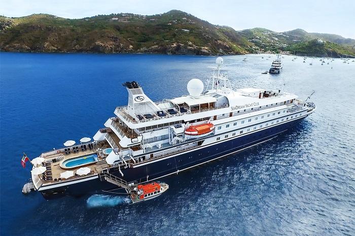 Câu lạc bộ du thuyền SeaDream  Du thuyền Địa Trung Hải