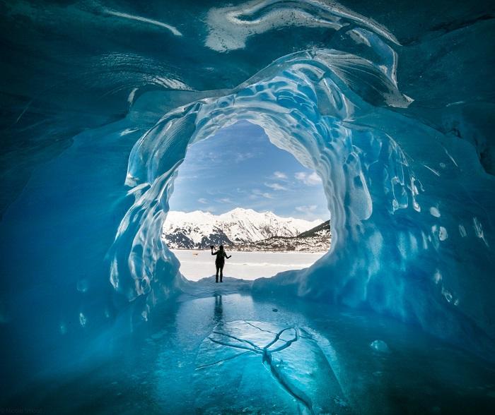 Trekking sông băng  Kinh nghiệm du lịch Alaska