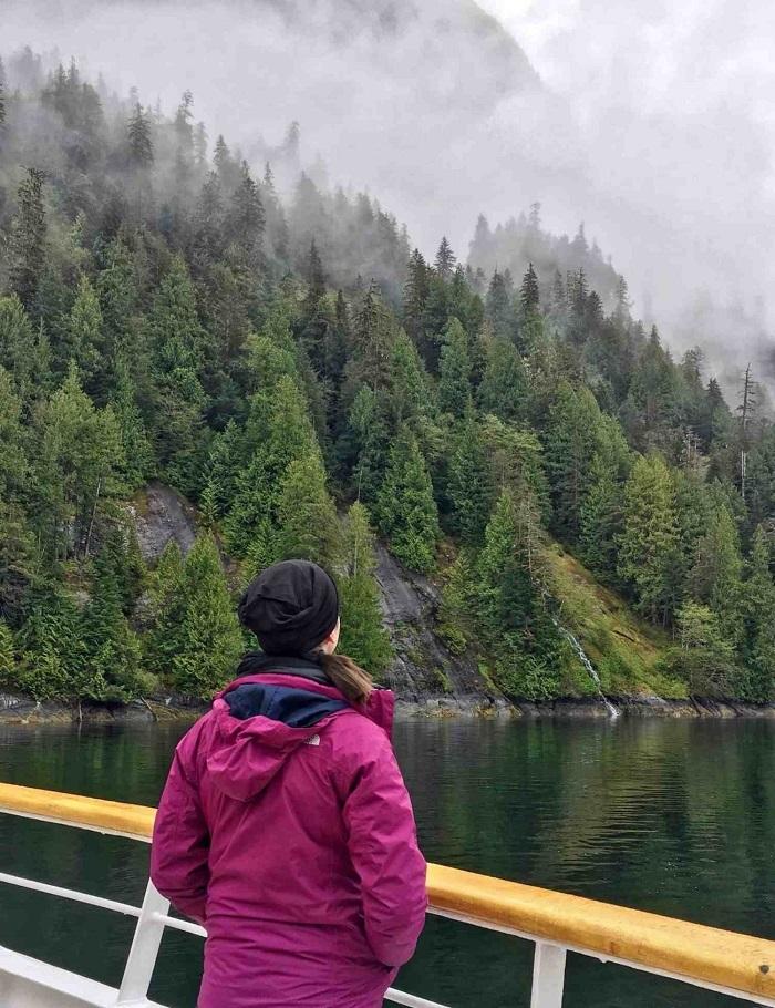 Du thuyền ở Alaska - kinh nghiệm du lịch alaska