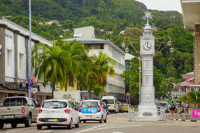 Victoria, là thủ phủ của Seychelles - Du lịch Seychelles