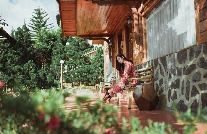 DU LỊCH Zen Valley Dalat- khu nghỉ dưỡng giữa rừng ở Đà Lạt