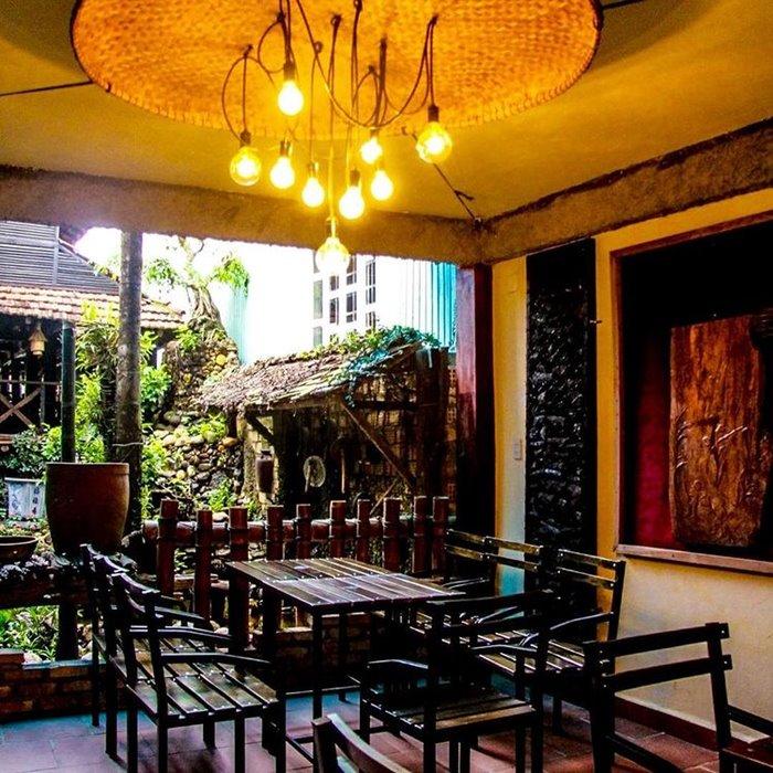Cafe Adam & Eva Kontum quán cafe đẹp ở Kon Tum