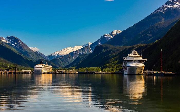 Du thuyền đến Alaska - kinh nghiệm du lịch alaska
