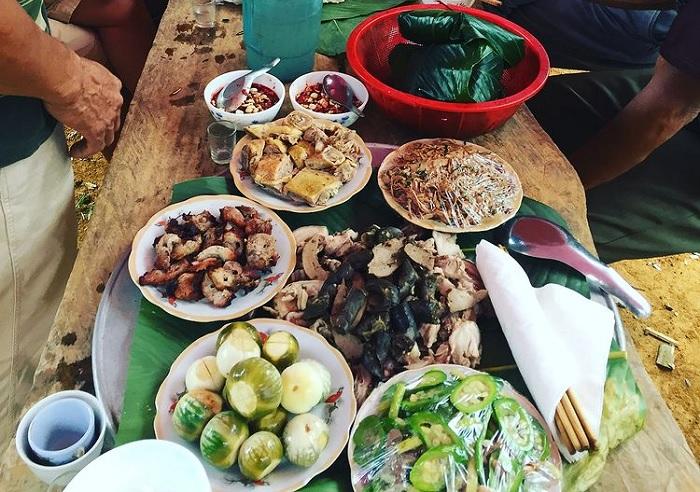 ẩm thực - sức hút của thung lũng Kho Mường
