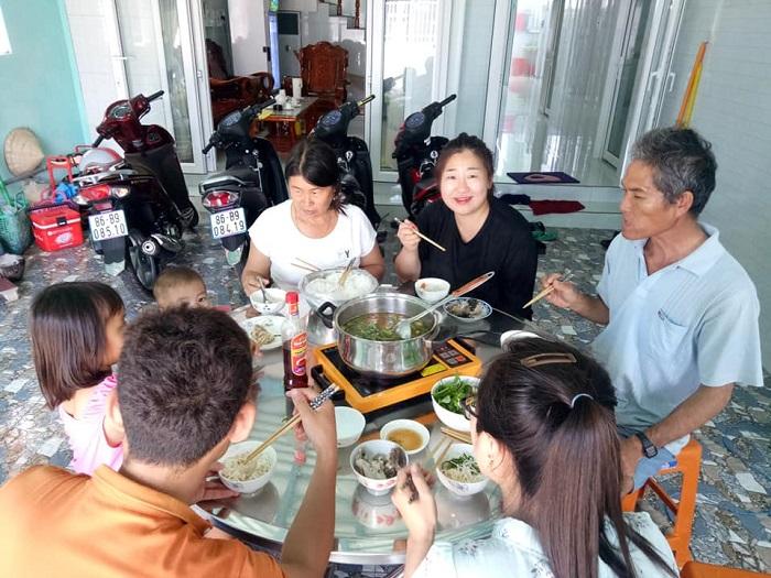 Homestay đẹp ở đảo Phú Quý - homestay Xuân Hương