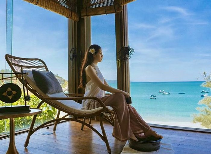 Anantara Quy Nhơn Villas resort 5 sao Quy Nhơn