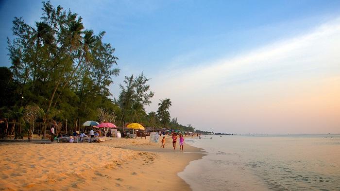 Ba Keo beach Phu Quoc - have fun