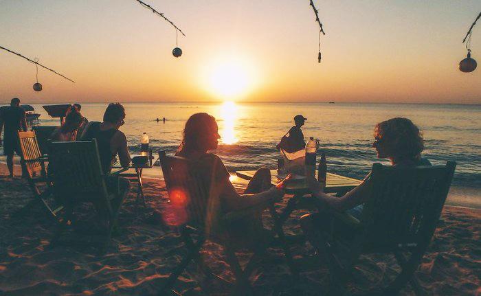 Ba Keo beach Phu Quoc - watch the sunset