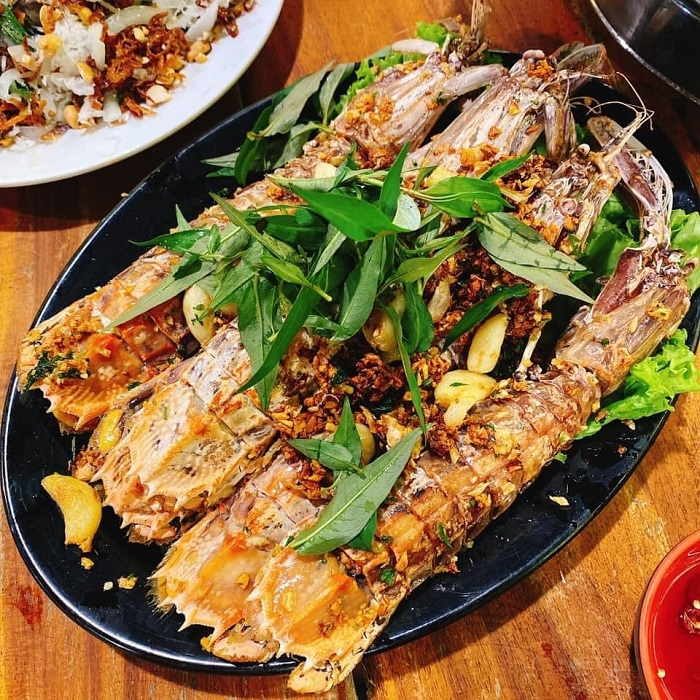 Ba Keo beach Phu Quoc - eating and drinking