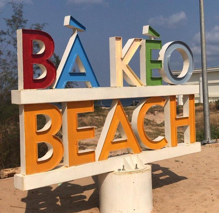Ba Keo beach Phu Quoc - time