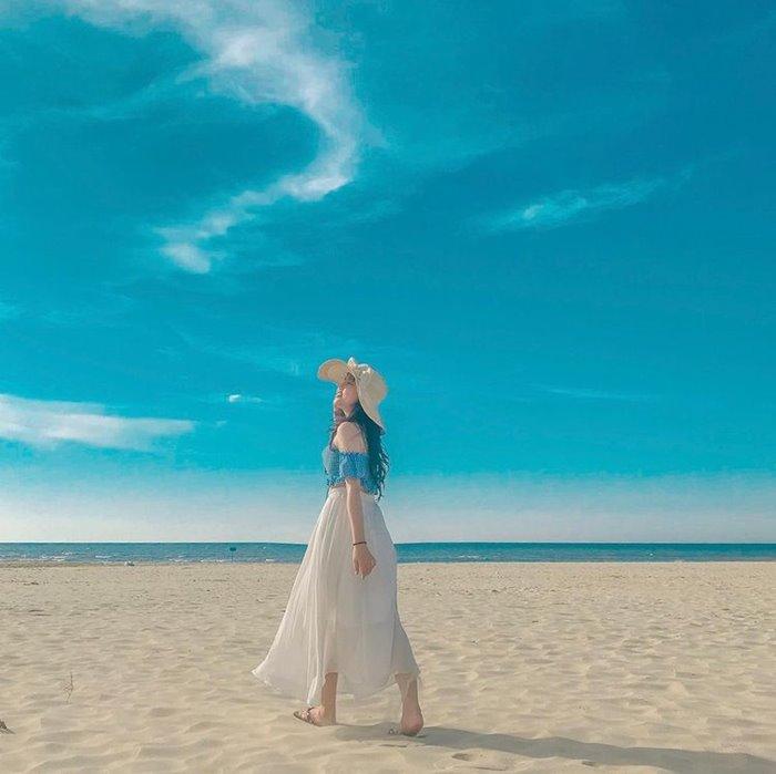 bãi biển đẹp ở Huế