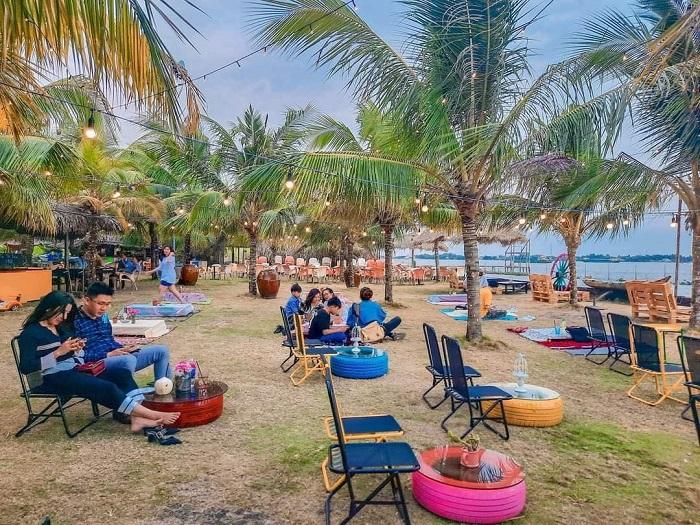 Bãi biển nhân tạo Cần Thơ - nơi nghỉ