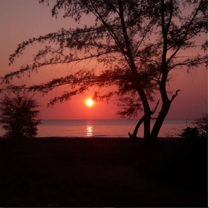 bãi biển Vũng BầuPhú Quốc - ngắm hoàng hôn