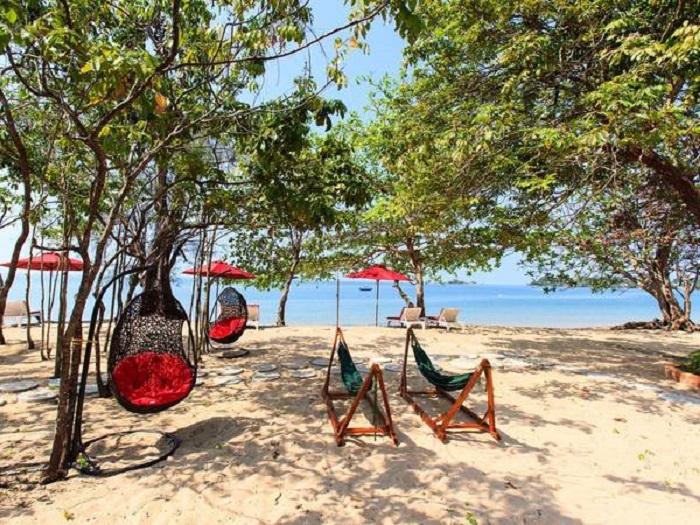 bãi biển Vũng BầuPhú Quốc - khách sạn