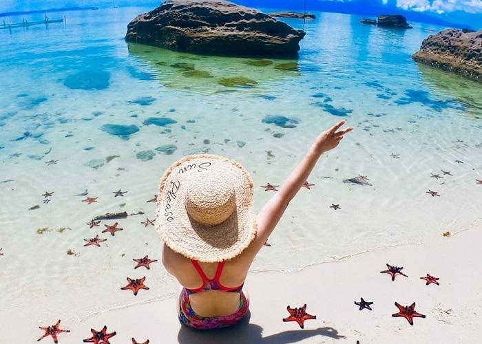 bãi biển Vũng BầuPhú Quốc - tắm biển