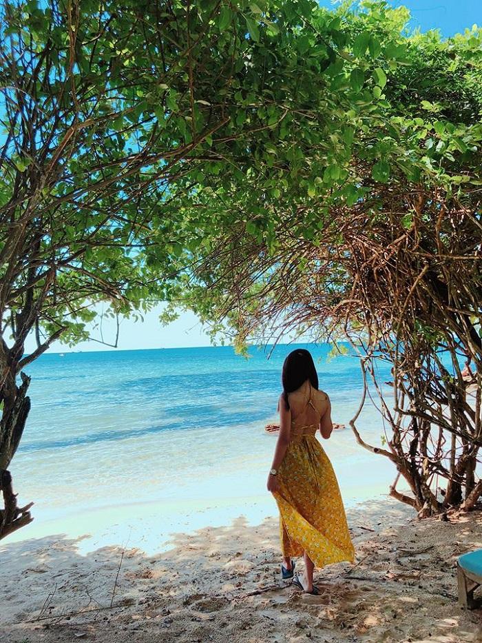 Ong Lang beach Phu Quoc - time