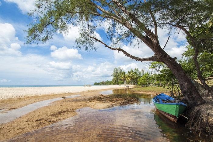 Ong Lang beach Phu Quoc - where?