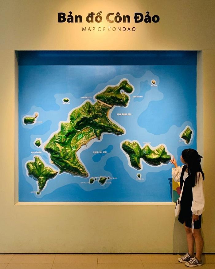 bảo tàng Côn Đảo- tìm hiểu lịch sử