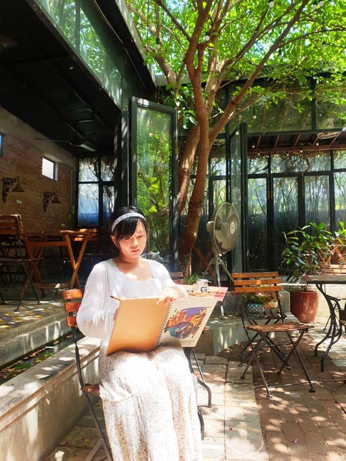 quán cà phê muối xứ Huế