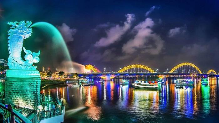 Kinh nghiệm du thuyền sông Hàn - tầm view