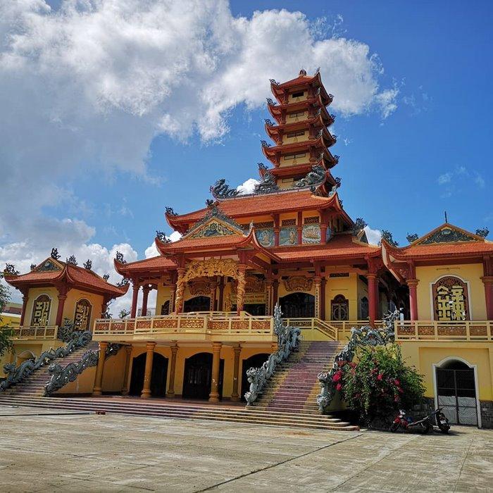 Chùa Long Khánh - ngôi chùa ở Bình Định