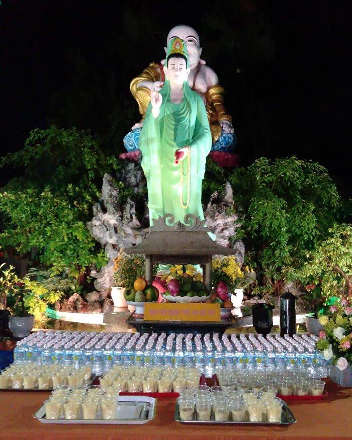Chùa Minh Tịnh - ngôi chùa ở Bình Định