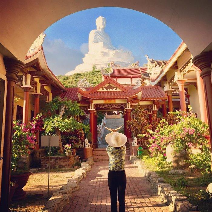 chùa Ông Núi - ngôi chùa ở Bình Định nổi tiếng