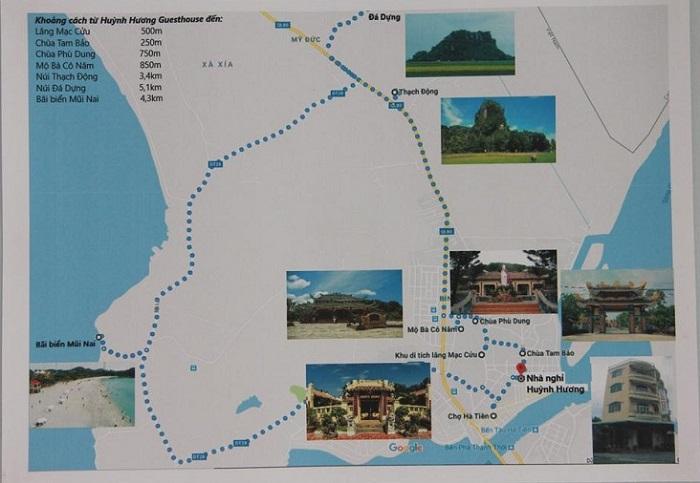 chùa Tam Bảo Hà Tiên-di chuyển