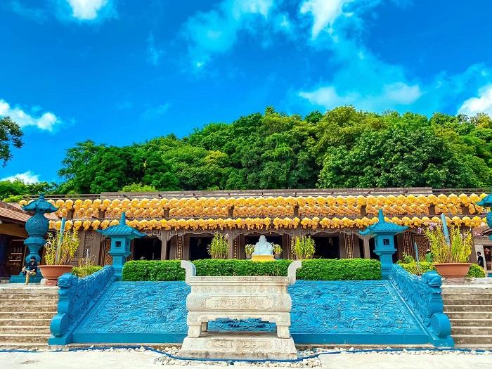 chùa Tam Bảo Hà Tiên- chùa Phù Dung