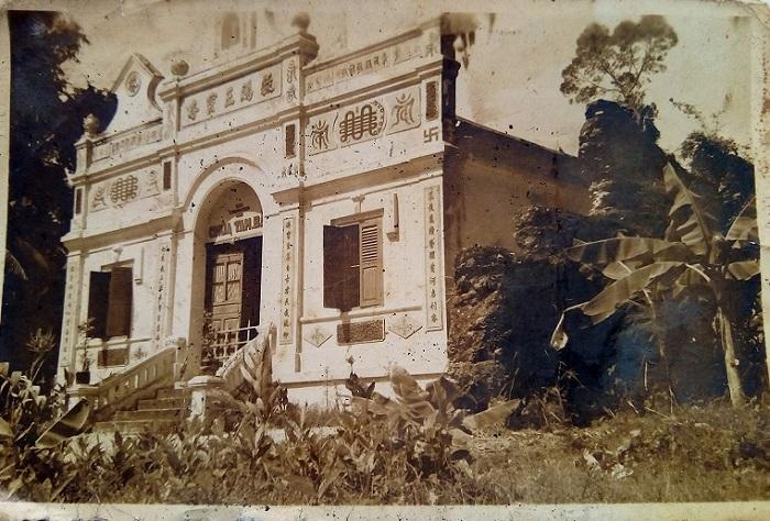 chùa Tam Bảo Hà Tiên- lịch sử
