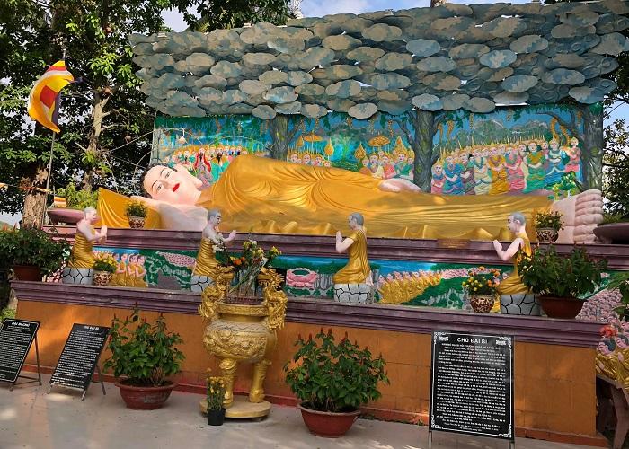 chùa Tam Bảo Hà Tiên- tượng Phật
