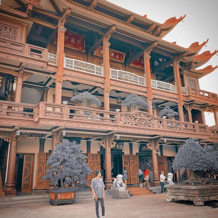 chùa Thiên Hưng ngôi chùa ở Bình Định nổi tiếng