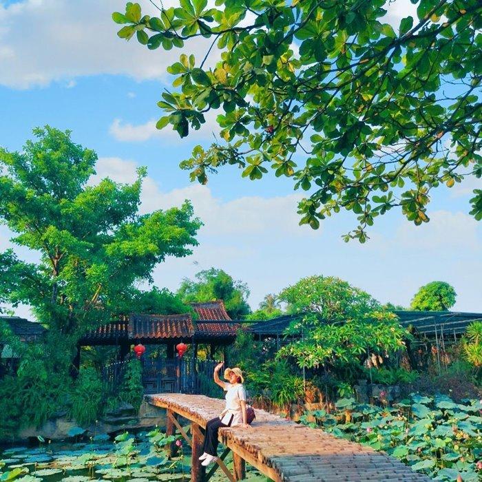 Tháp chùa Thiên Hưng ngôi chùa ở Bình Định nổi tiếng