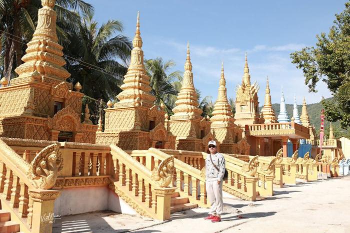 Check in chùa Cọc An Giang - Có ngay ảnh xịn
