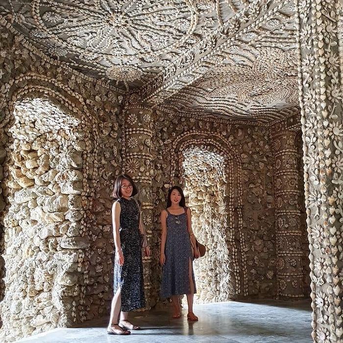 Con đường dẫn tới địa ngục ở chùa Từ Vân Nha Trang