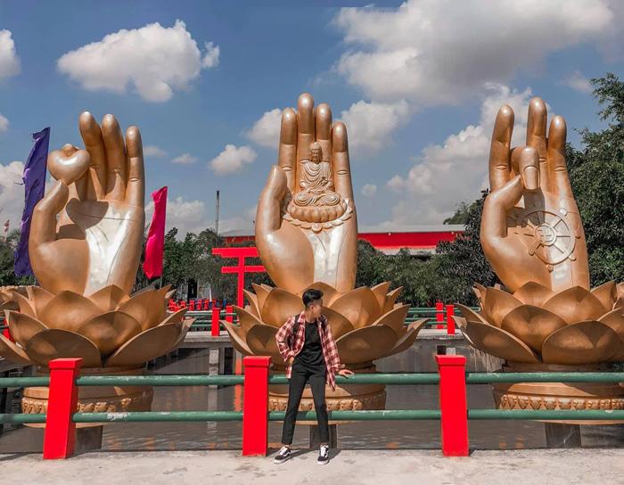 Vãn cảnh chùa Phật Học 2 - Chùa Quan Âm Linh Ứng
