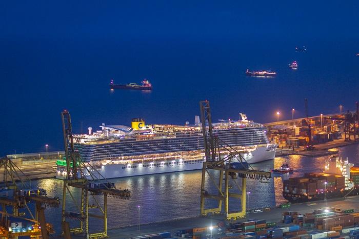 Du thuyền Costa - Du thuyền Địa Trung Hải