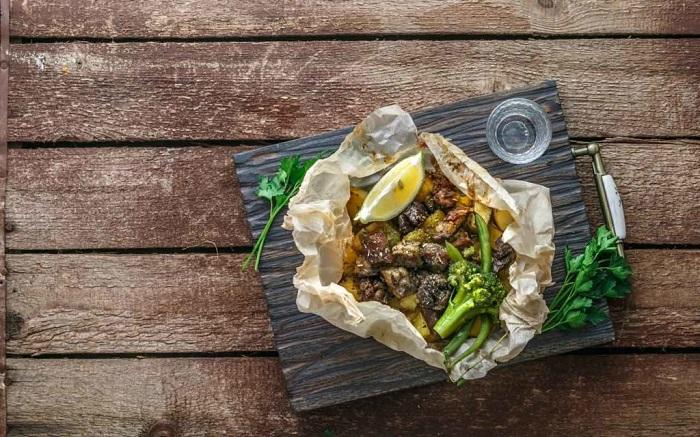 Thịt cừu nướngKleftiko - Du lịch đảo Síp