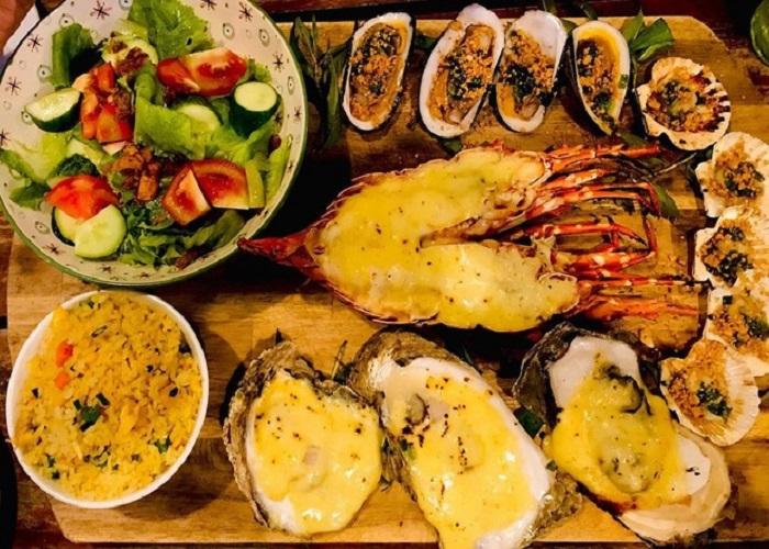 Hải sản - Các món ngon đặc sản ở Mũi Né