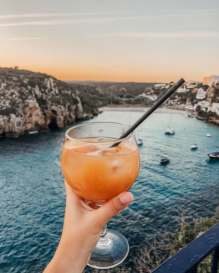Ngắm hoàng hôn trên đảo Menorca - Du lịch đảo Menorca