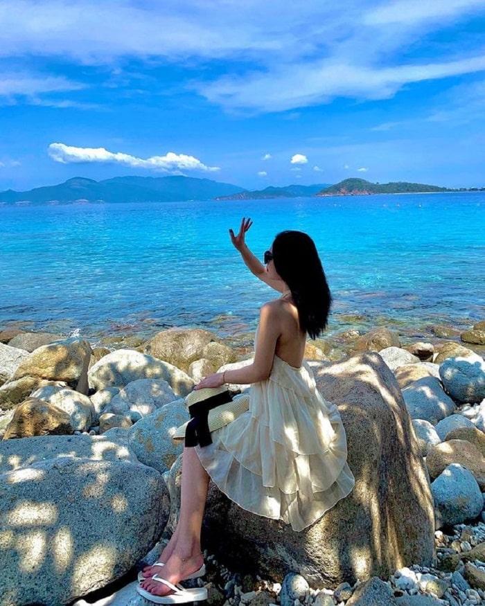 The beauty of Hon Mun Island